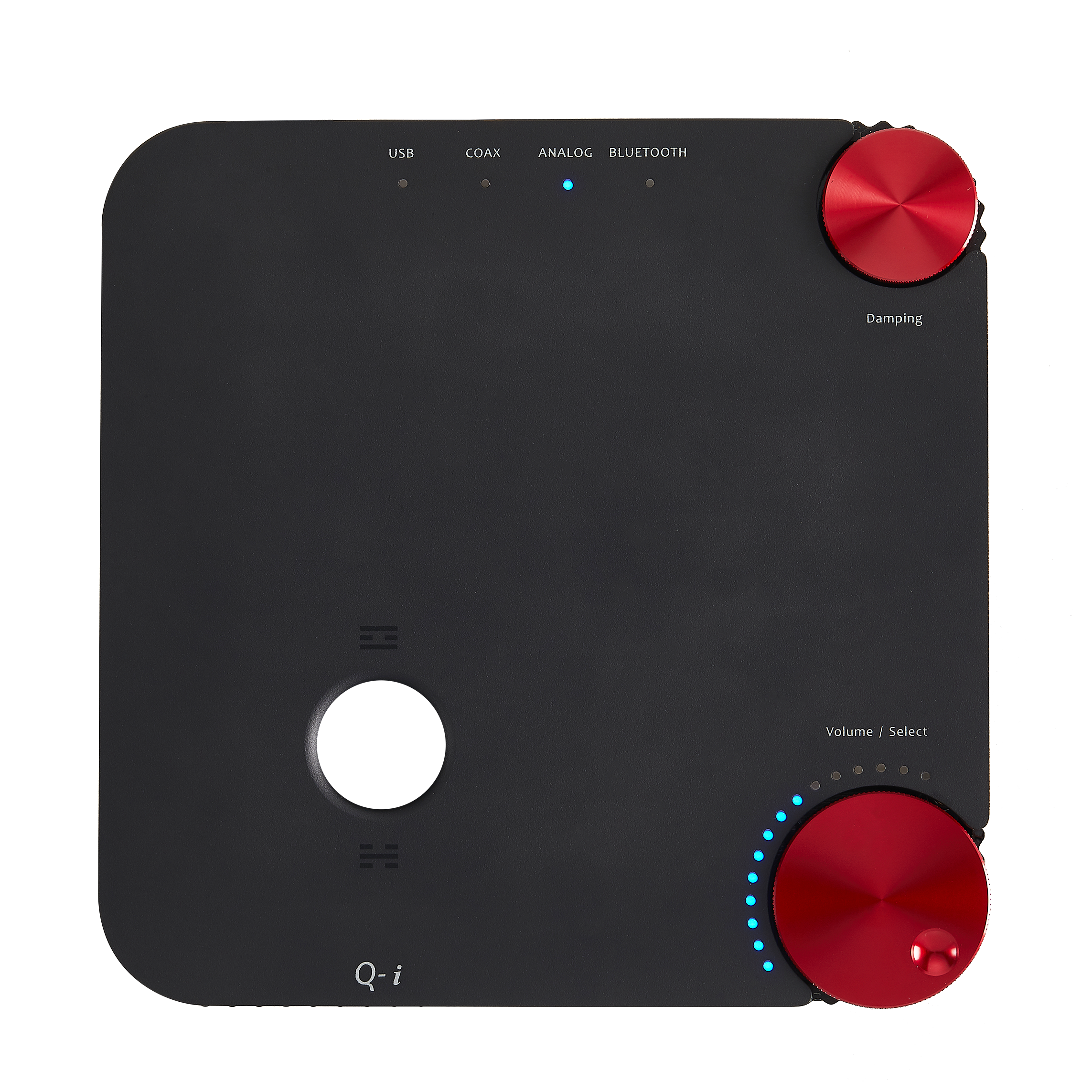 Q-i Digital Domain Volume Converter to S/PDIF